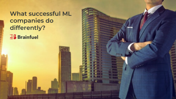 What successful ML companies do differently?