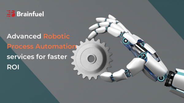 Advanced Robotic Process Automation services for faster ROI