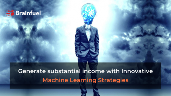 Generate substantial income with innovative machine learning strategies