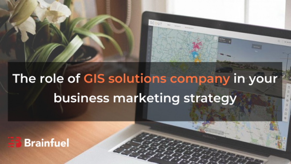 The role of GIS solutions company in your business marketing strategy