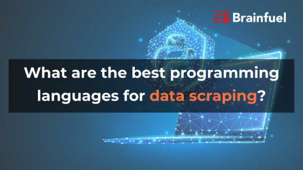 What are the best programming languages for data scraping?